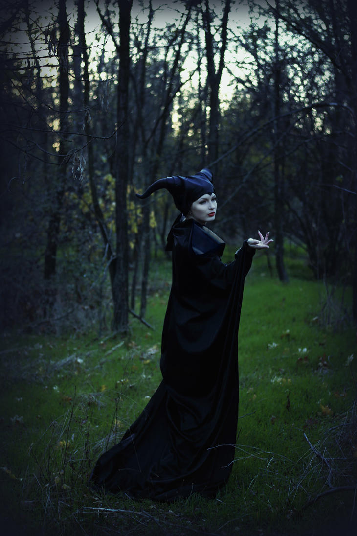 Maleficent by TheLadyFalcon