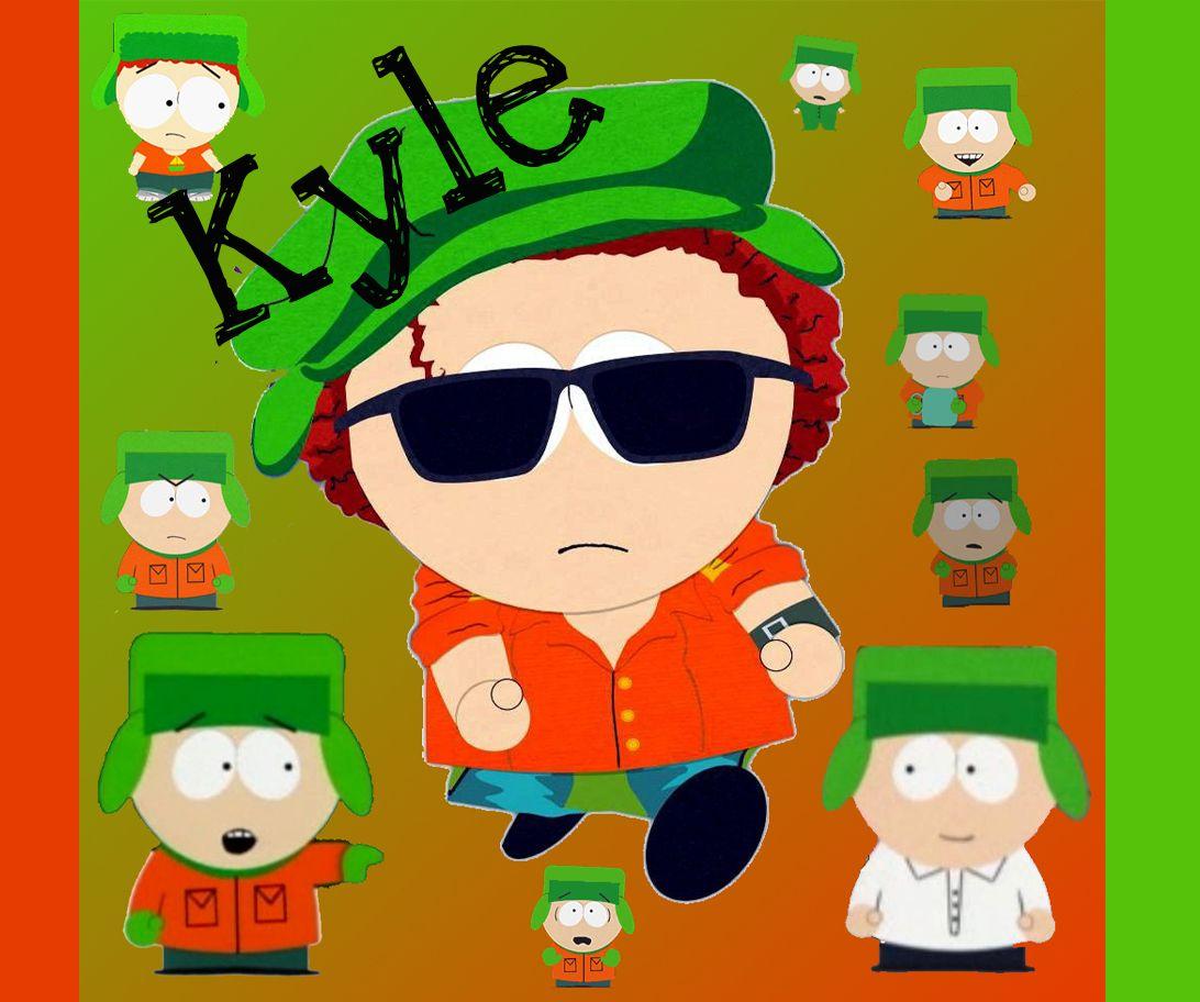 Kyle brovloski wallpaper by danielle 15 on deviantart - Kyle wallpaper ...