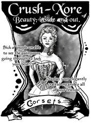 Body Image Project: Corsets
