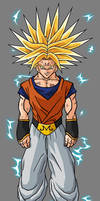 Majin Super Trunks