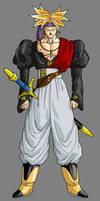 Super Saiyan Gokua