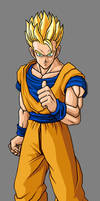 Super Saiyan Mystic Gohan