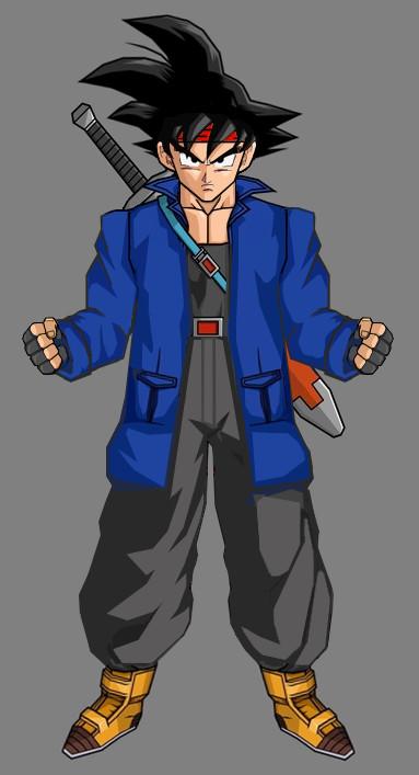 Future Goten And Trunks Future Goku, Al...