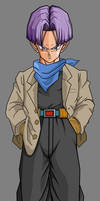 Future Trunks GT by hsvhrt
