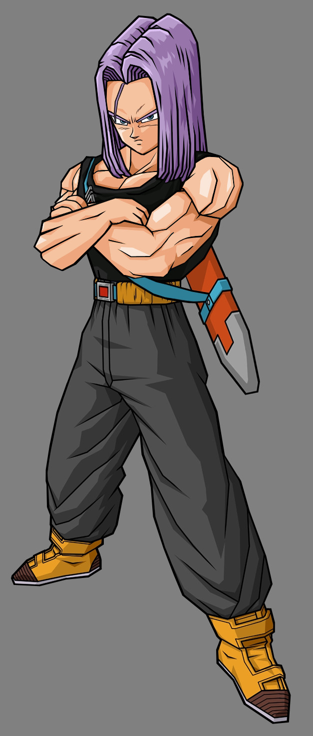 Trunks by hsvhrt on DeviantArt