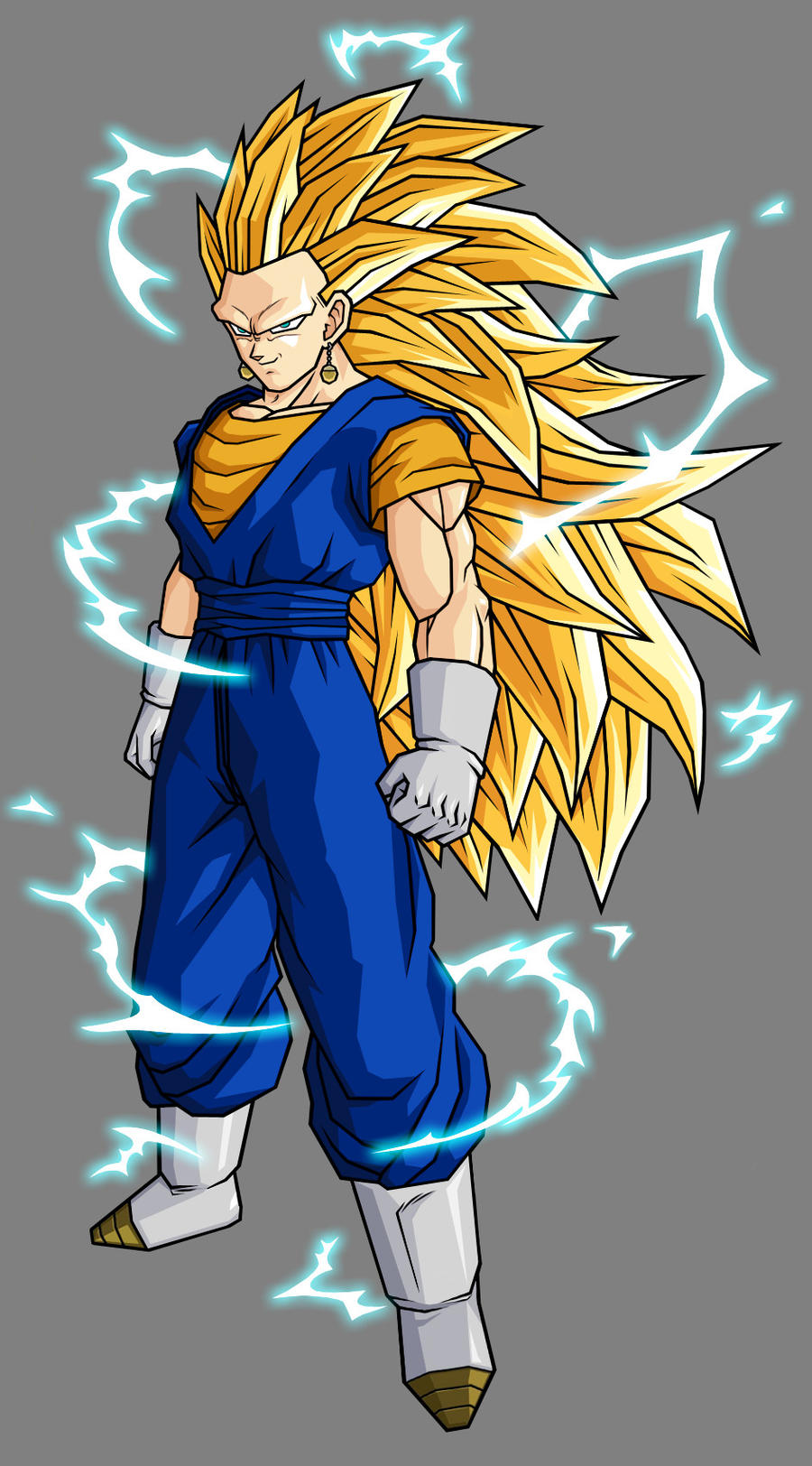 Vegetto SSJ3 by hsvhrt