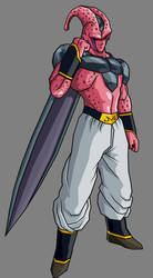 Super Buu - Cell Absorbed