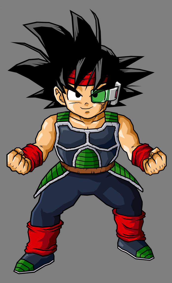 Kid Bardock | Dragon Ball Xenoverse Mods