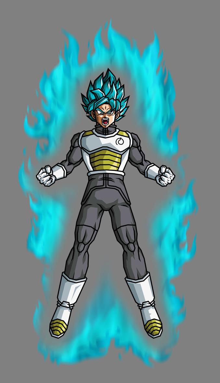 Goku Super Saiyan God Super Saiyan by hsvhrt