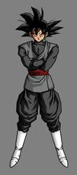 Goku Black by hsvhrt