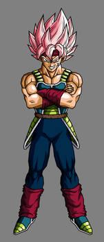 Bardock Super Saiyan Rose