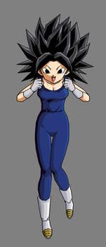 Caulifla (Buu Saga Outfit)