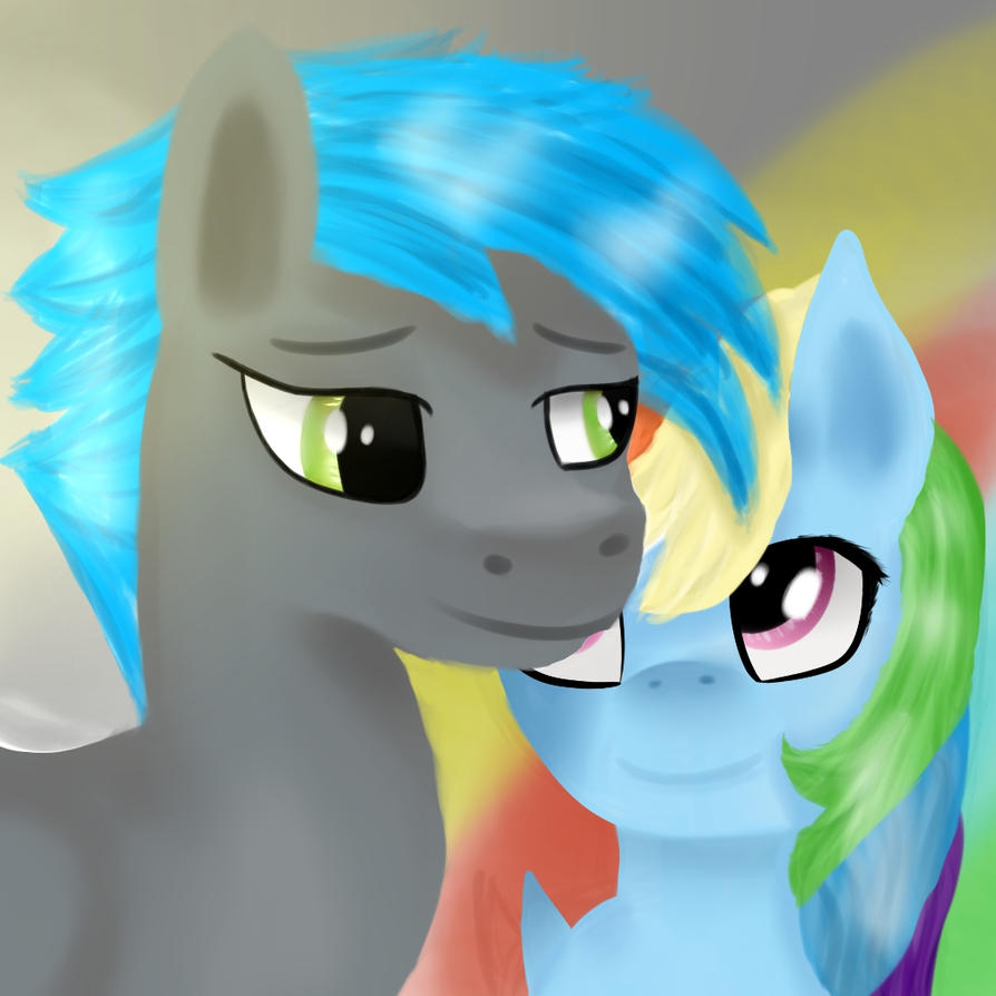mlp___siwy_and_rainbow_dash__commission_