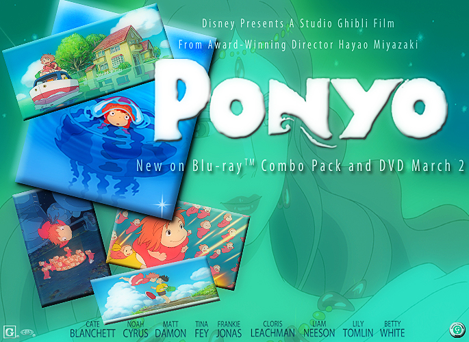 Ponyo Contest 1 by im1happy