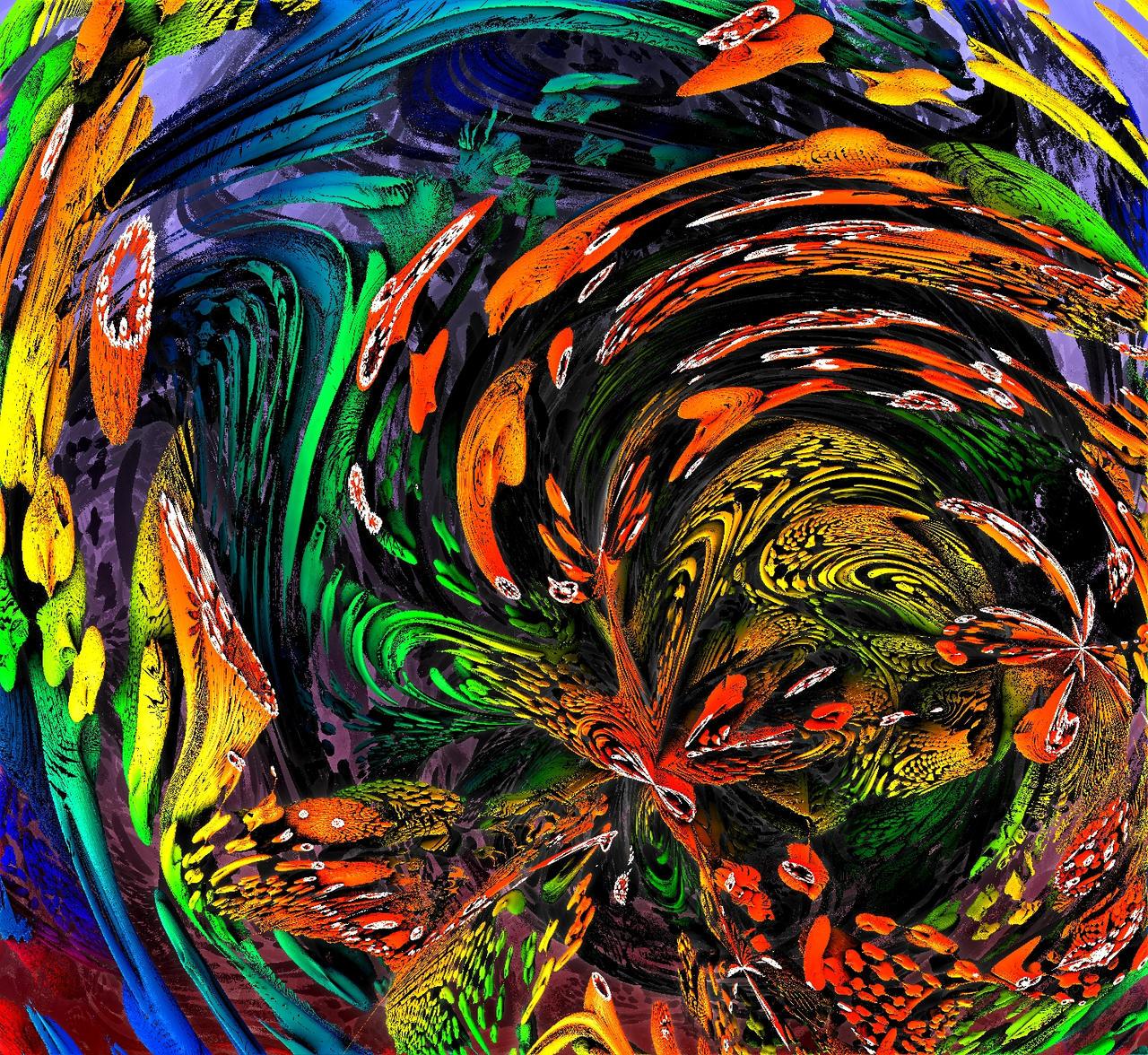 Candy Swirl 1 by im1happy