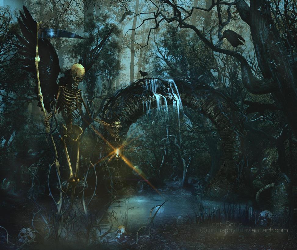 Lost Souls II by im1happy