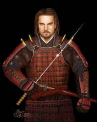 The Last Samurai-no bckground