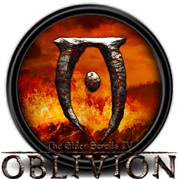 Oblivion Game Icon by deadly-rhythm