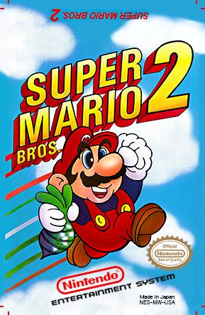 Super Mario Bros 2 Nes Cartridge Art L By Deadly Rhythm On Deviantart