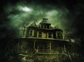 Haunted House by JPavitt