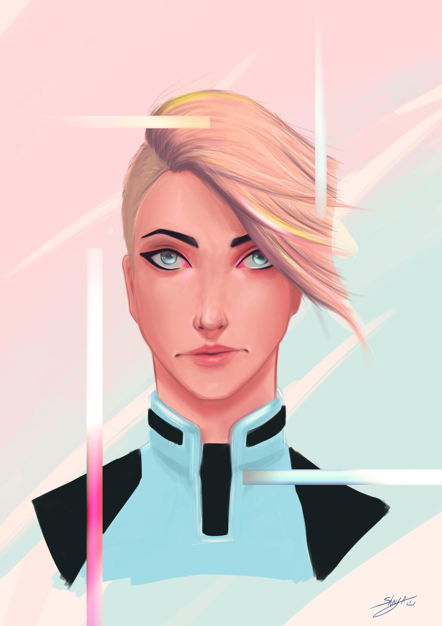 Illusive  Cora Harper by Shaya-Fury