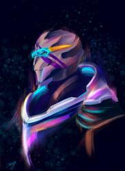 Neon Vetra Nyx by Shaya-Fury