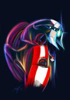 Neon Legion by Shaya-Fury