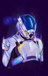 NEON Scott Ryder by Shaya-Fury