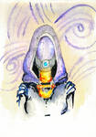 Shaya's Little Sketchbook: Tali`Zorah