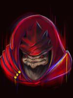 NEON Wrex by Shaya-Fury