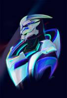 NEON Tiran Kandros by Shaya-Fury