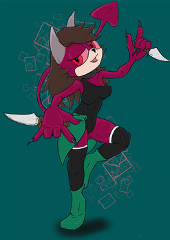 Lilith the Demonette