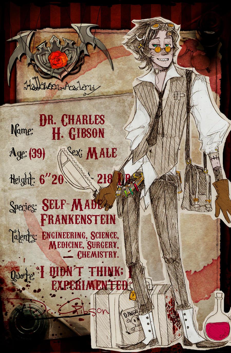 HA: Charles H. Gibson by SteamDog