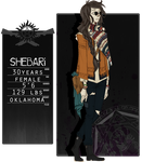 .Idlae Ludibriorum: Shebari.
