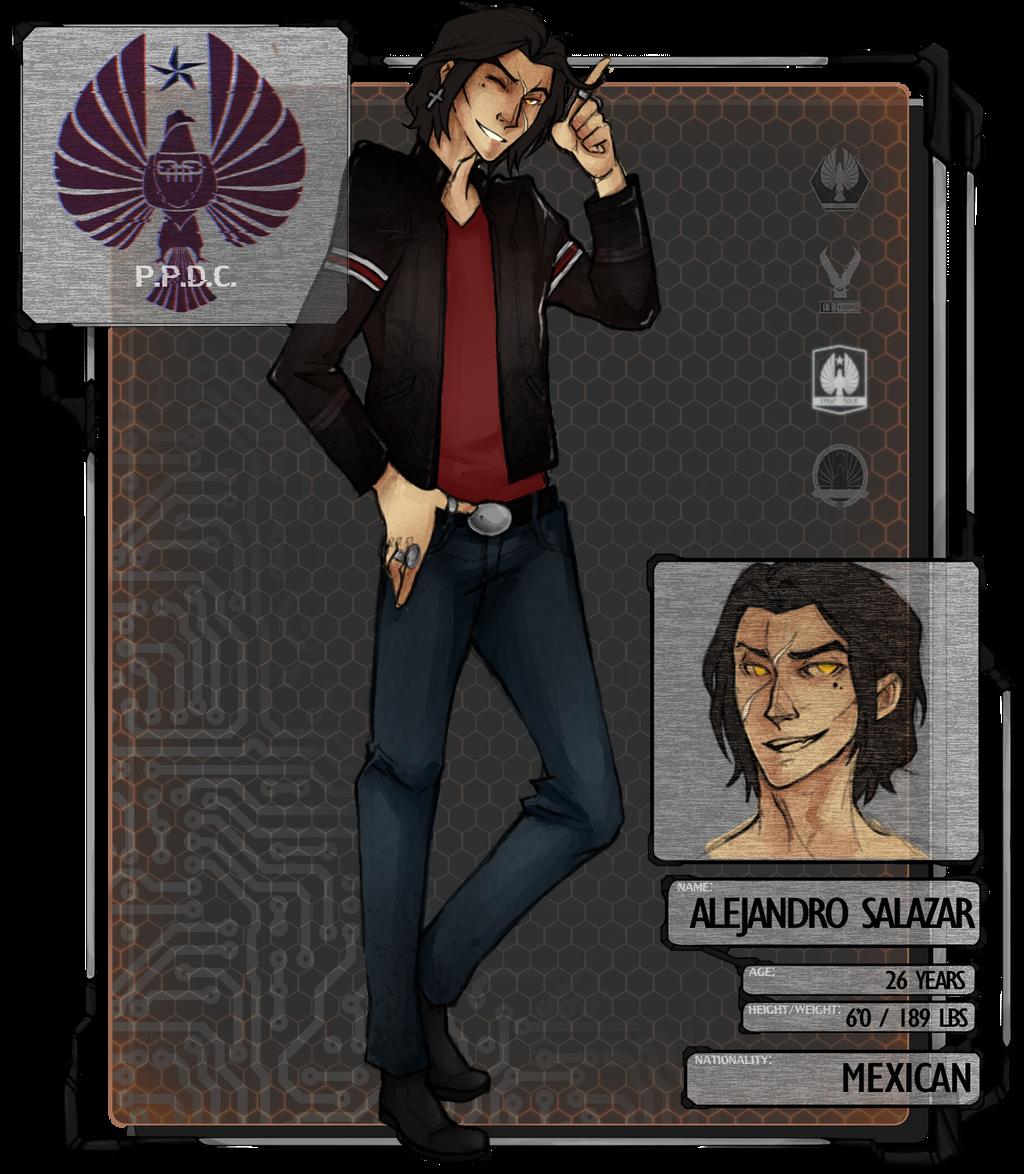 .PPDC Alejandro Salazar. by SteamDog