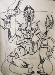 Kaijune #4 new Nomu: Empress