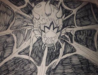 Kaijune #5 Zana Horowa demon form