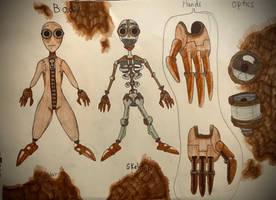 9/9: Stitchpunk anatomy sheet plus info