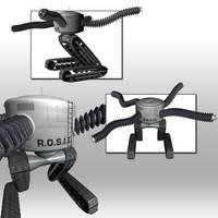 R.O.S.I.E. the Robot