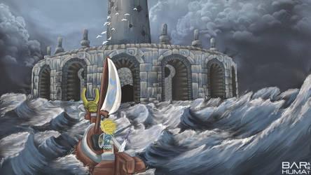 Wind Waker [VII] by Bar-Huma