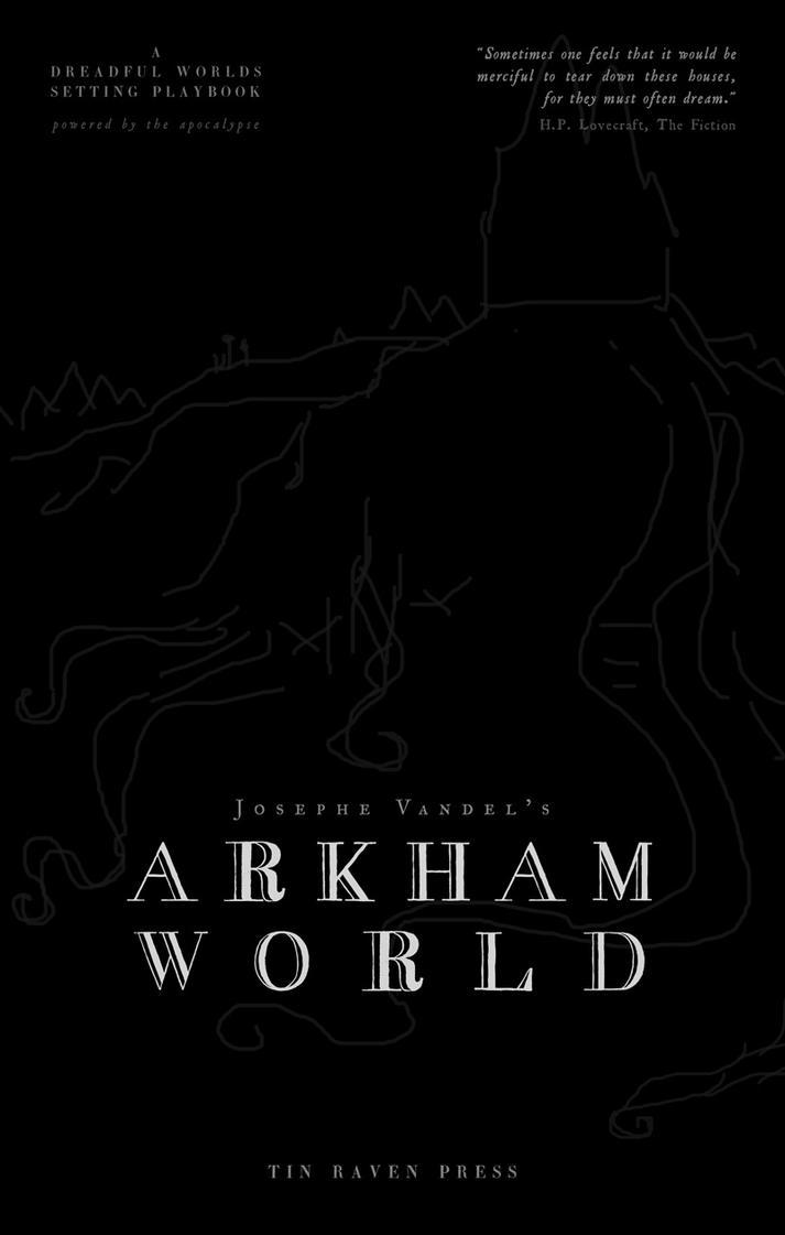 Arkham-World by SchwarzKreuz