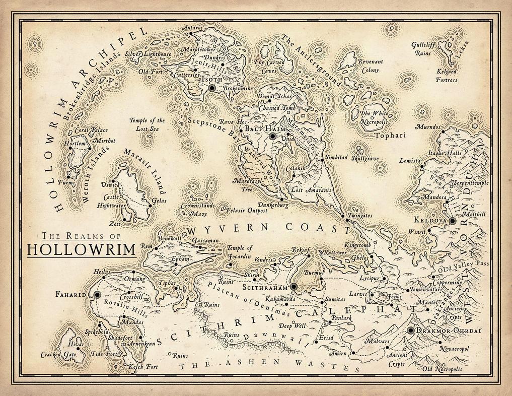 Hollowrim by SchwarzKreuz