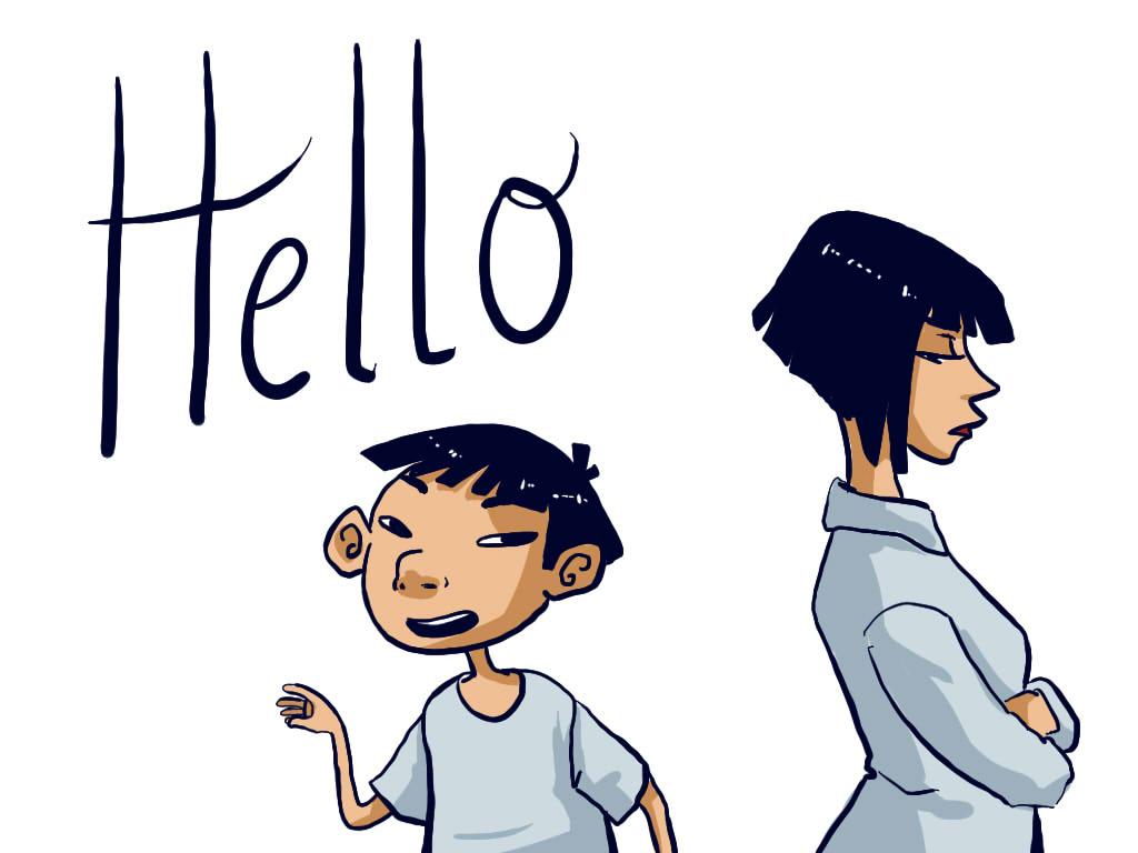 Hello by Skryd