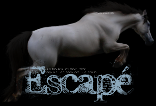 Escape 1 by spazz3h