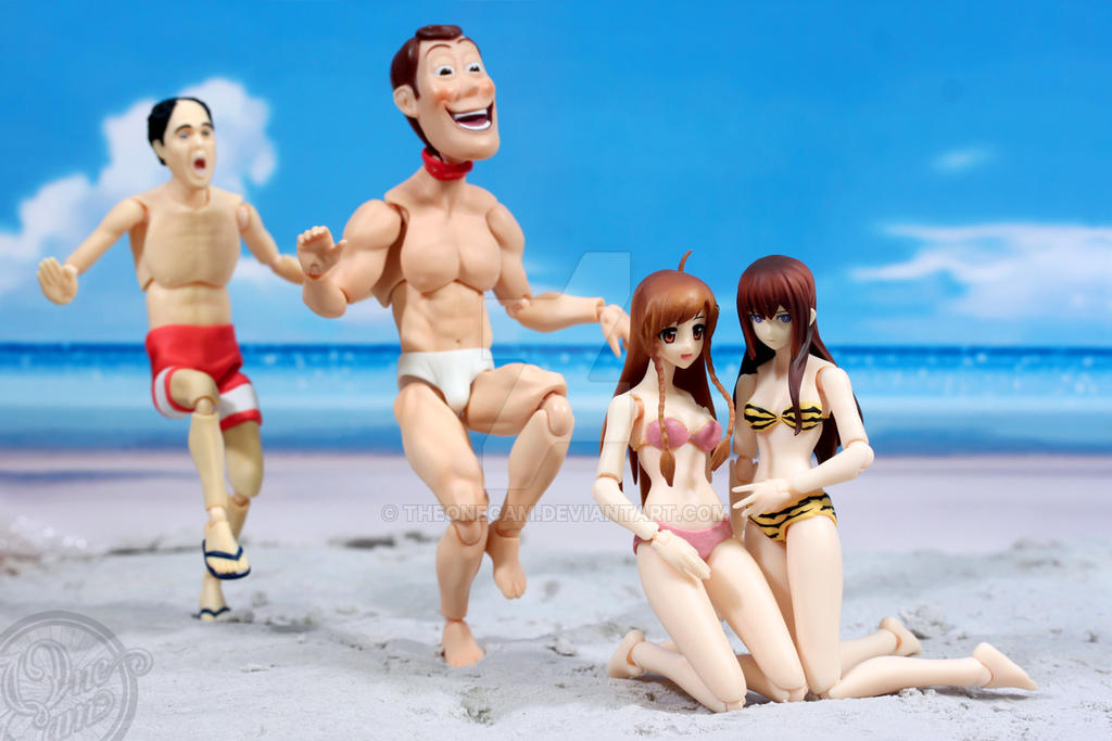 Soon... Beach Blast: the Summer of Woody by theonecam