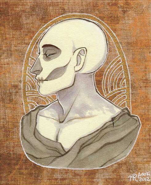 Morte by Anoki-Doll