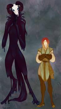 Zanarin and the Mage