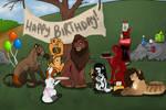 Happy Birthday Kovu~