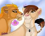 :GA: Kioko and Shally~