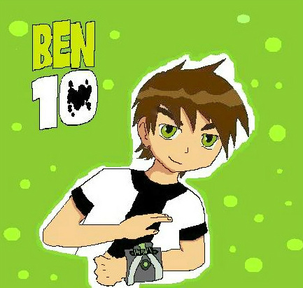 BEN 10 vers. 2 by chibimiester888